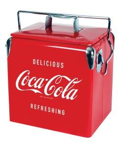 Coca-Cola Vintage Ice Chest - 13L