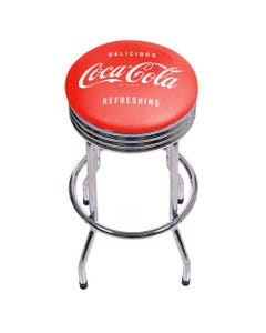Coca-Cola Delicious & Refreshing Bar Stool