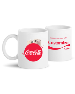 Holiday 2020 Personalized Polar Bear Mug
