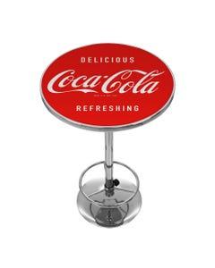 Coca-Cola Delicious & Refreshing Pub Table