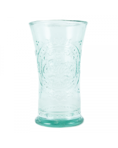 Coca-Cola Recycled Flare Glass Drinking Glass 10oz.