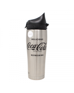 Coca-Cola Refreshing Stainless Steel Tervis Tumbler