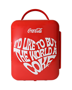 Coca-Cola World Thermoelectric Cooler