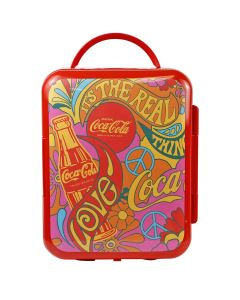 Coca-Cola Peace 4 Liter Thermoelectric Cooler