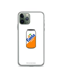 Fanta Can Design Phone Case