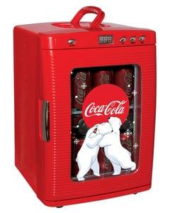 Coca-Cola Display Cans Fridge