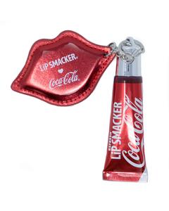 Coca-Cola Lip Balm Keychain