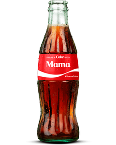 """""""Mama"""" Coca-Cola Bottle"""