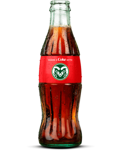 Colorado State Coca-Cola Bottle