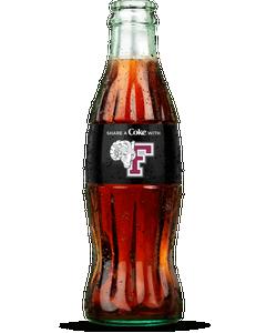 Fordham Coca-Cola Bottle-Coke Zero Sugar-Logo
