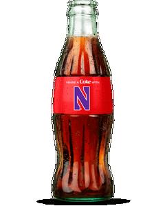 Northwestern Coca-Cola Bottle