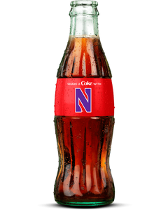 Northwestern Coca-Cola Bottle-Coca-Cola-Logo