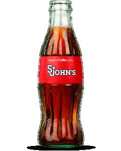St. John's Coca-Cola Bottle
