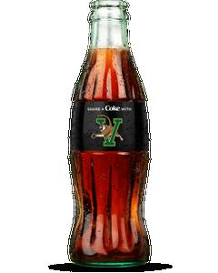 Vermont Coca-Cola Bottle-Coke Zero Sugar-Logo