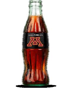 Minnesota Coca-Cola Bottle - Coke Zero - Logo