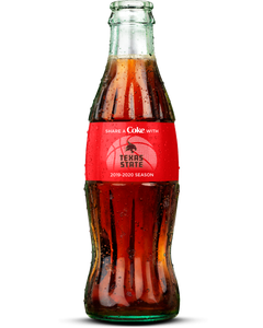 Texas State Coca-Cola Bottle