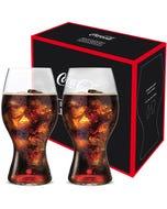 Coca-Cola Riedel Glass - Set of 2