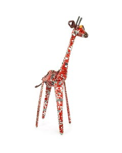 Coca-Cola Can Giraffe Acacia Creations