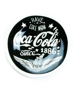 Coca-Cola Chalk Talk Round Tray