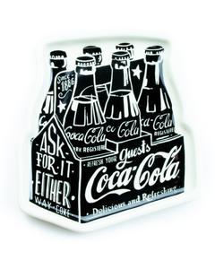 Coca-Cola Chalk Talk 6 Pack Art Tray
