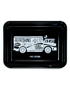 Coca-Cola Chalk Talk Truck Tray