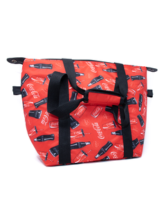 Coca-Cola Icons Tote Cooler