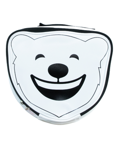 Coca-Cola Polar Bear Emoji Lunch Box