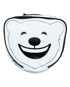 Coca-Cola Polar Bear Emoji Lunch Box