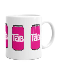 Tab Can Design Mug - 11 oz.